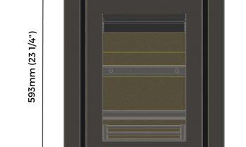 R4 3 sided frame