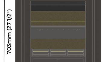 R5 3 sided frame